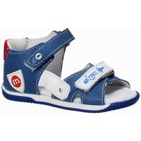 Boty Děti Sandály Melania ME0810A8E.C Modrý