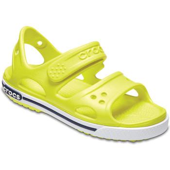 Boty Děti Sandály Crocs 14854 Žlutá