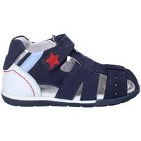 Boty Děti Sandály Balducci CIT1085 Modrý