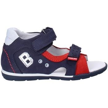 Boty Děti Sandály Balducci CITA1087 Modrý