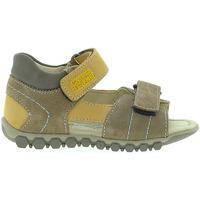Boty Děti Sandály Primigi 1408111 Hnědý