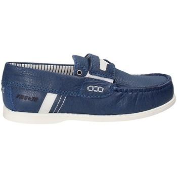 Boty Děti Mokasíny Primigi 1425622 Modrý