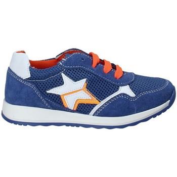 Boty Chlapecké Nízké tenisky Melania ME2153D8E.B Modrý