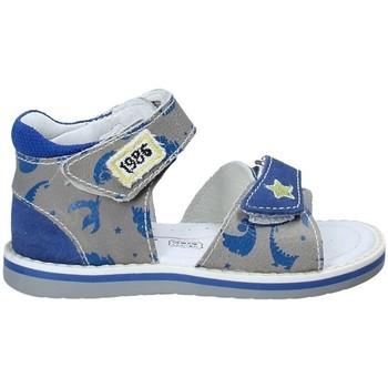 Boty Děti Sandály Melania ME8111B8E.A Modrý