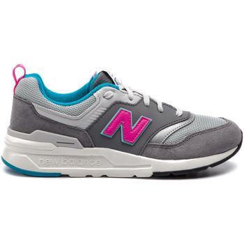 Boty Děti Nízké tenisky New Balance NBGR997HAH Šedá