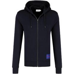 Textil Muži Mikiny Calvin Klein Jeans K10K102711 Modrý
