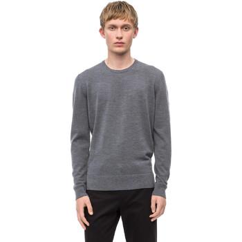 Textil Muži Svetry Calvin Klein Jeans K10K102727 Šedá