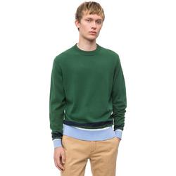Textil Muži Svetry Calvin Klein Jeans K10K102728 Zelený