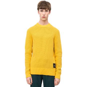 Textil Muži Svetry Calvin Klein Jeans K10K102731 Žlutá