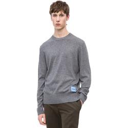Textil Muži Svetry Calvin Klein Jeans K10K102739 Šedá