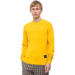 Textil Muži Svetry Calvin Klein Jeans K10K102739 Žlutá