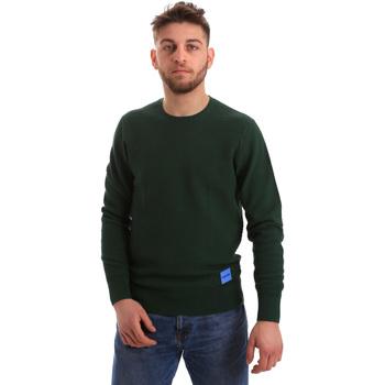 Textil Muži Svetry Calvin Klein Jeans K10K102753 Zelený
