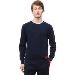 Textil Muži Svetry Calvin Klein Jeans K10K102753 Modrý