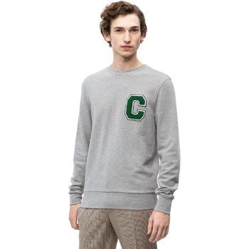Textil Muži Mikiny Calvin Klein Jeans K10K102891 Šedá