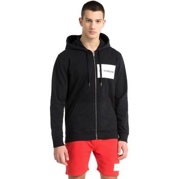Textil Muži Mikiny Calvin Klein Jeans J30J307760 Černá