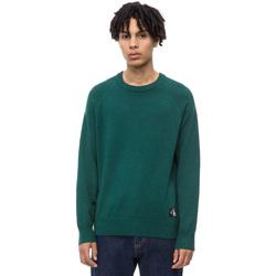 Textil Muži Svetry Calvin Klein Jeans J30J309563 Zelený