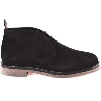 Boty Muži Kotníkové boty IgI&CO 2108166 Černá