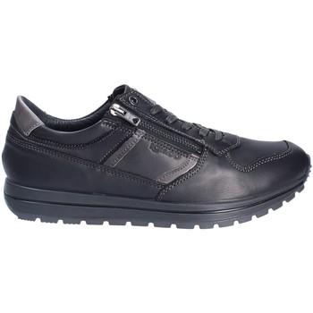 Boty Muži Nízké tenisky IgI&CO 2136400 Černá