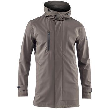 Textil Muži Parky Lumberjack CM37823 003 401 Zelený