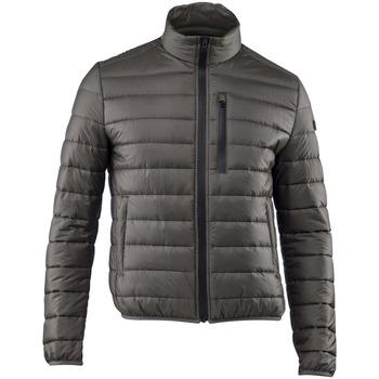 Textil Muži Prošívané bundy Lumberjack CM37822 003 402 Zelený