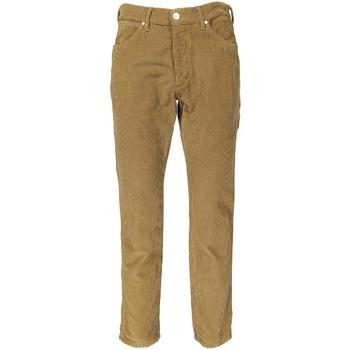 Textil Muži Kalhoty Wrangler W18RSU Béžový