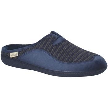Boty Muži Papuče Grunland CI1402 Modrý