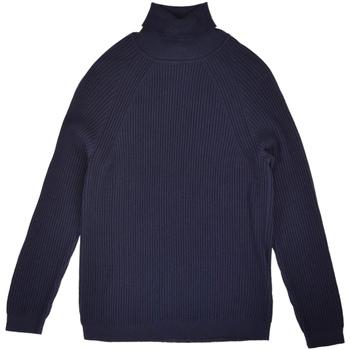 Textil Muži Svetry Antony Morato MMSW00864 YA100029 Modrý