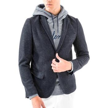 Textil Muži Saka / Blejzry Antony Morato MMJA00368 FA100171 Modrý