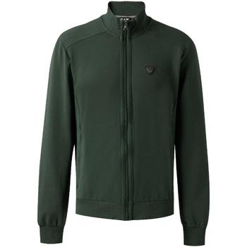Textil Muži Mikiny Ea7 Emporio Armani 6ZPM78 PJP7Z Zelený