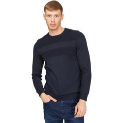 Textil Muži Svetry Gas 561990 Modrý