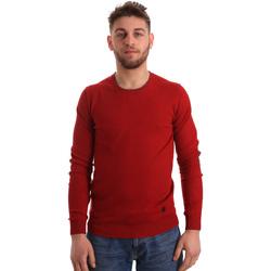Textil Muži Svetry Gaudi 821BU53003 Červené