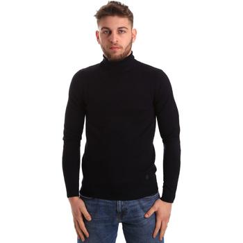 Textil Muži Svetry Gaudi 821BU53016 Modrý