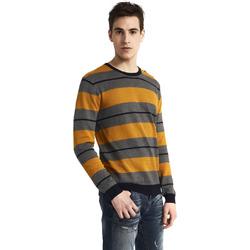 Textil Muži Svetry Gaudi 821BU53017 Šedá