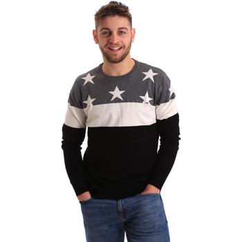 Textil Muži Svetry Gaudi 821BU53029 Šedá