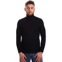 Textil Muži Svetry Gaudi 821BU53034 Modrý