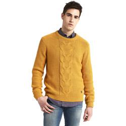 Textil Muži Svetry Gaudi 821BU53042 Žlutá