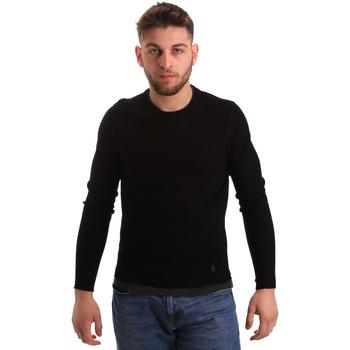 Textil Muži Svetry Gaudi 821BU53043 Černá