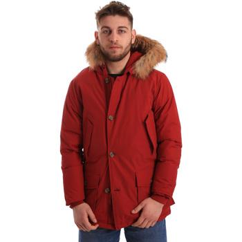 Textil Muži Parky Gaudi 821FU35017 Červené