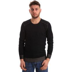Textil Muži Svetry Gaudi 821FU53008 Černá