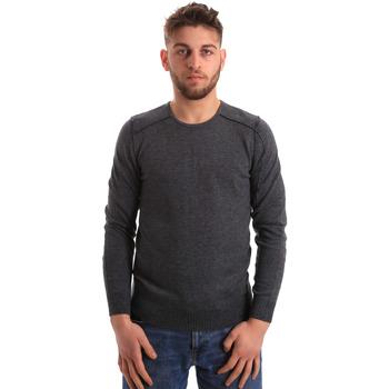 Textil Muži Svetry Gaudi 821FU53008 Šedá