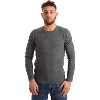 Textil Muži Svetry Gaudi 821FU53016 Šedá