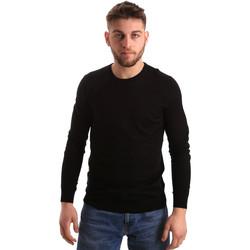 Textil Muži Svetry Gaudi 821FU53080 Černá