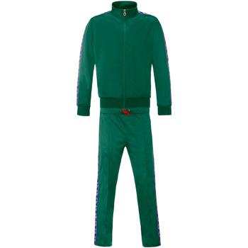 Textil Muži Teplákové soupravy Invicta 4435103/U Zelený
