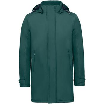 Textil Muži Parky Invicta 4432284/U Zelený