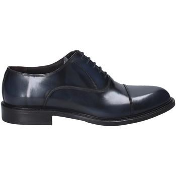 Boty Muži Šněrovací společenská obuv Rogers 754_2 Modrý