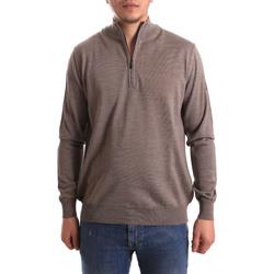 Textil Muži Svetry Navigare NV1100550 Béžový