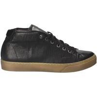 Boty Muži Módní tenisky Exton 481 Černá