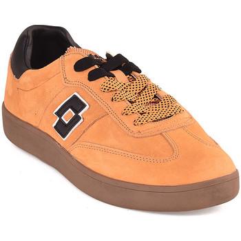 Boty Muži Nízké tenisky Lotto T7369 Oranžový