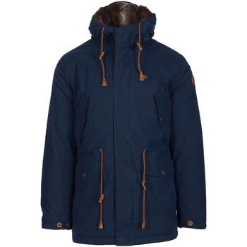 Textil Muži Parky U.S Polo Assn. 50356 52253 Modrý