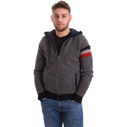 Textil Muži Bundy U.S Polo Assn. 50546 49284 Modrý